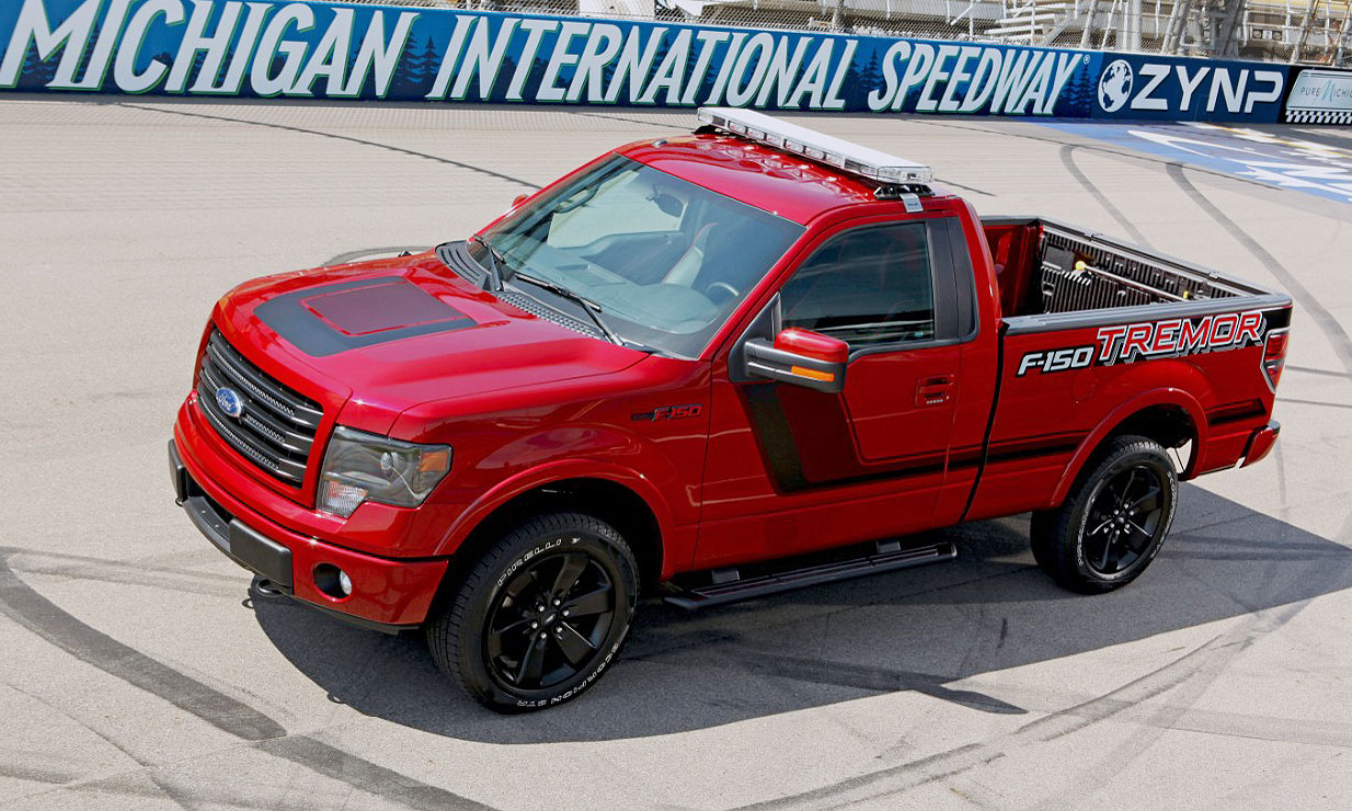 F 150 Tremor >> Ford To Drop F 150 Tremor From Truck Lineup