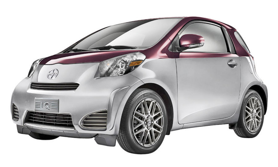 Toyota To Drop Scion Iq As Smallest Car Fails To Win U S Buyers