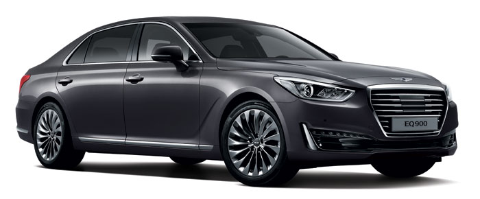 New Genesis G90 flagship promises 'first class' experience
