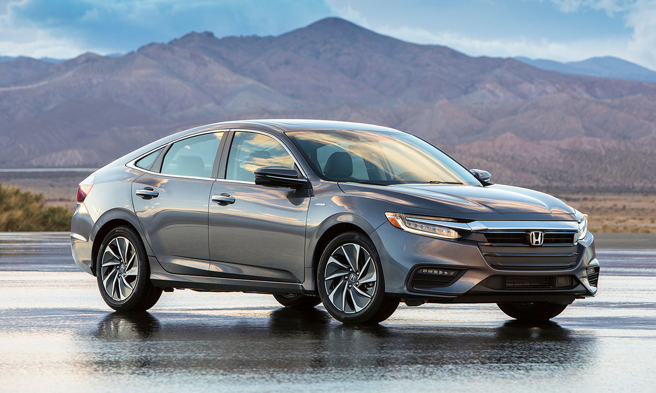 Honda S 2019 Insight Expected To Be Rated At 55 Mpg City