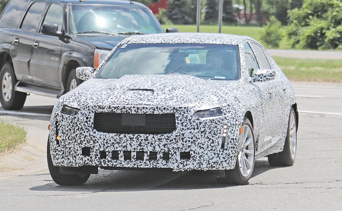Gm Investing 175m To Build Next Gen Cadillac Sedans