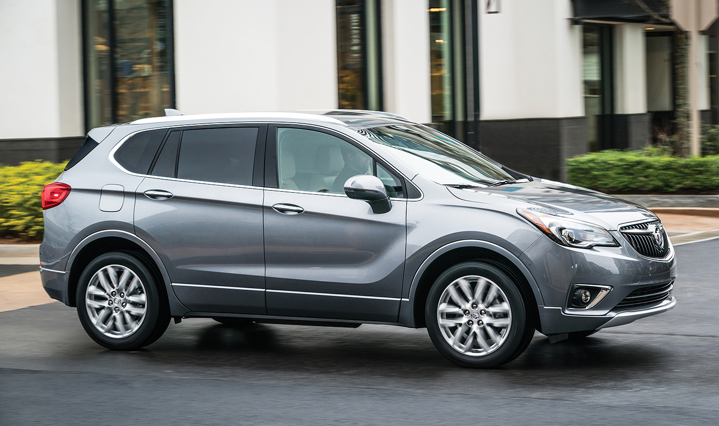 2020 Buick Envision: Changes, Design, Specs >> Gm Asks Trump For Tariff Exemption On China Made Buick Envision
