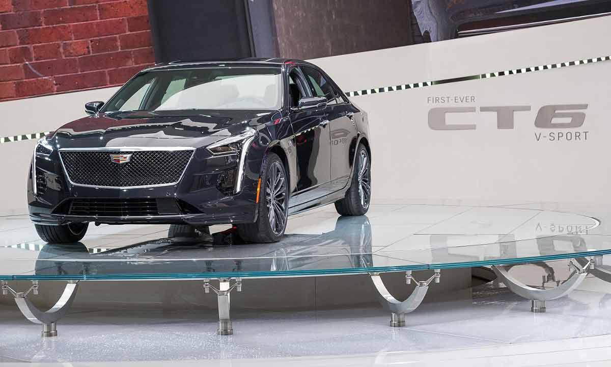 Cadillac V Series >> Why Cadillac Is Expanding The V Series Performance Subbrand