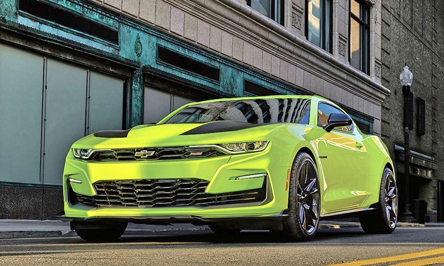 Will The 2019 Chevrolet Camaro Ss Get A Face Lift