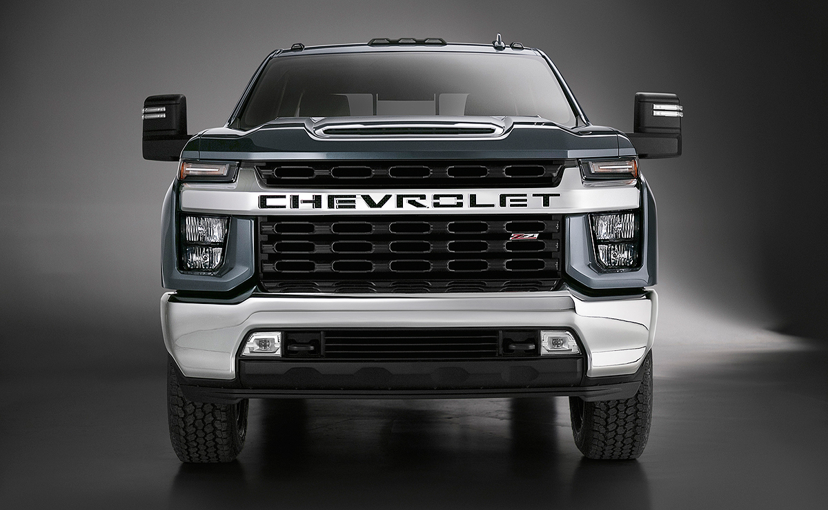 Chevys Lincoln Ne >> 2020 Chevy Silverado Hd Diverges From Smaller Sibling