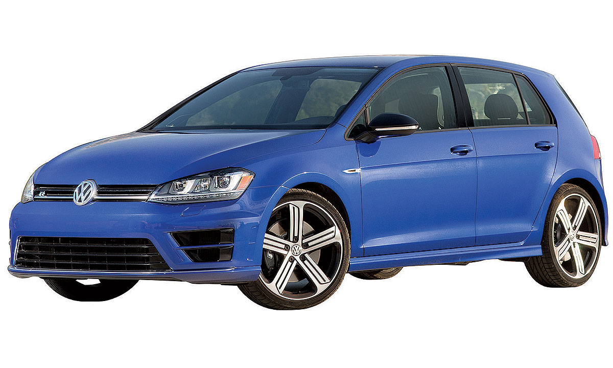 Golf R 400 >> With Golf R400 Canceled Vw Shifts To Golf R