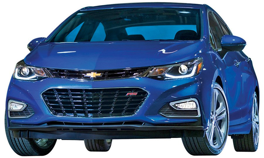 2016 Chevy Cars >> Big Year Ahead For Chevrolet Cars