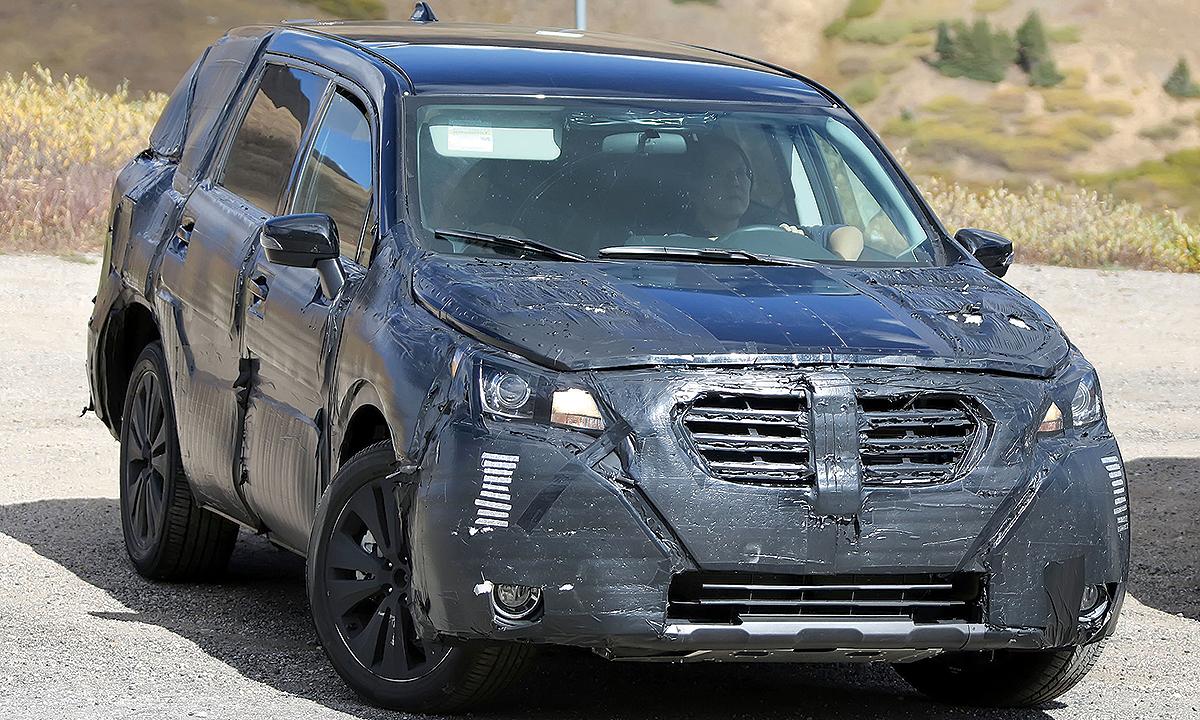 Subaru 7 Seater >> Bigger 7 Seater For Subaru