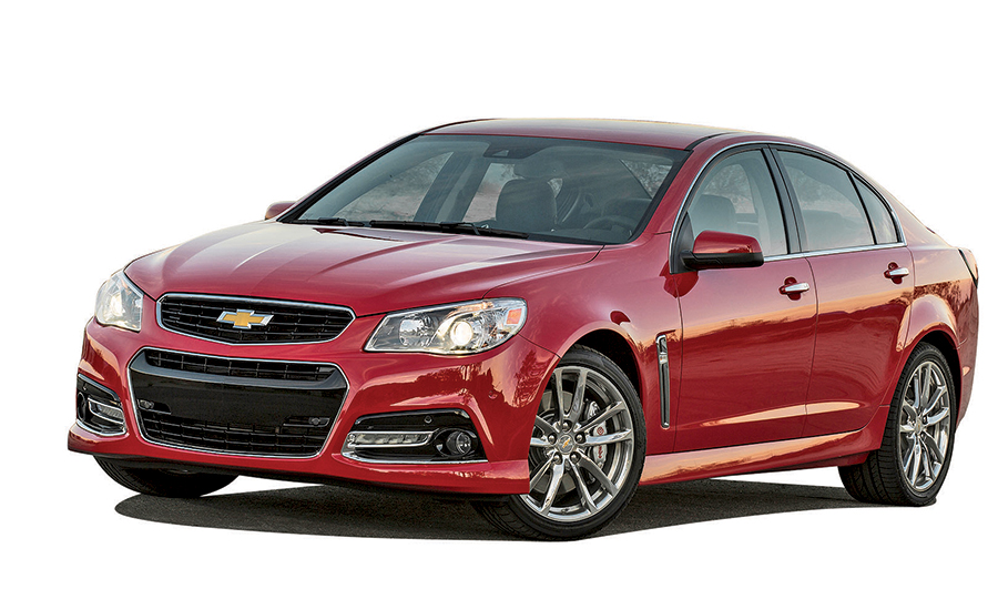 SS puts Chevrolet back in rwd game