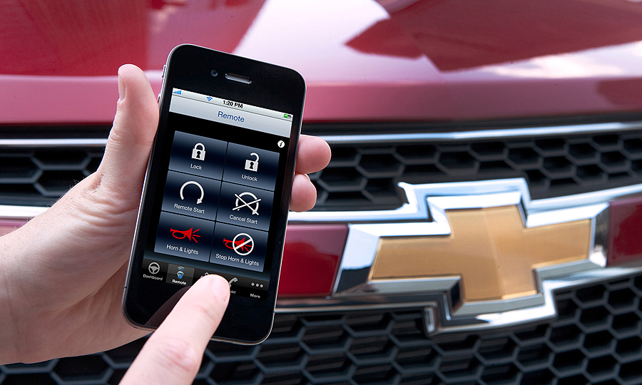 Gm Offers Free Remote Start Service Via Smartphones
