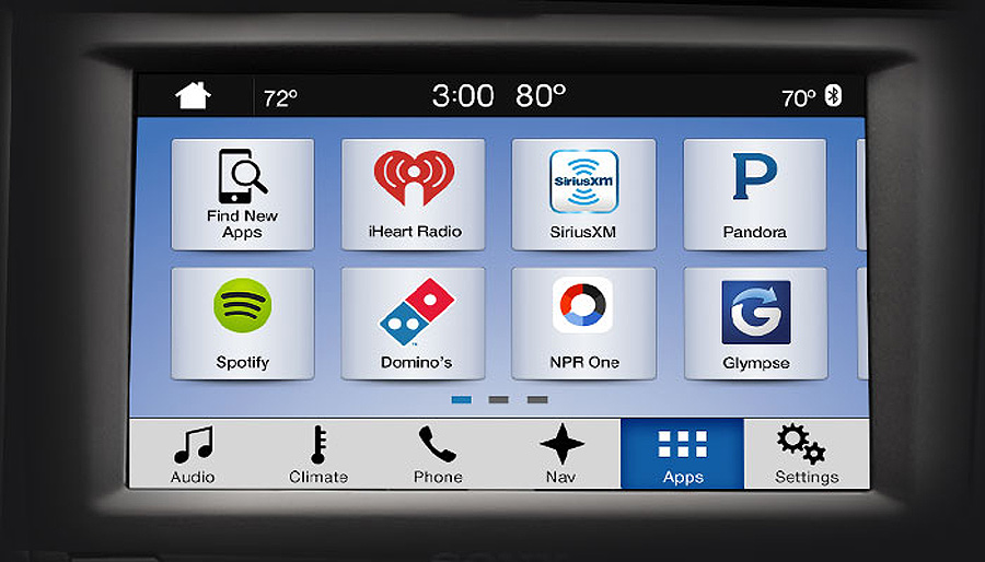 Myford Touch Update >> Ford Dumps Myford Touch Name In Revamp Of Infotainment System