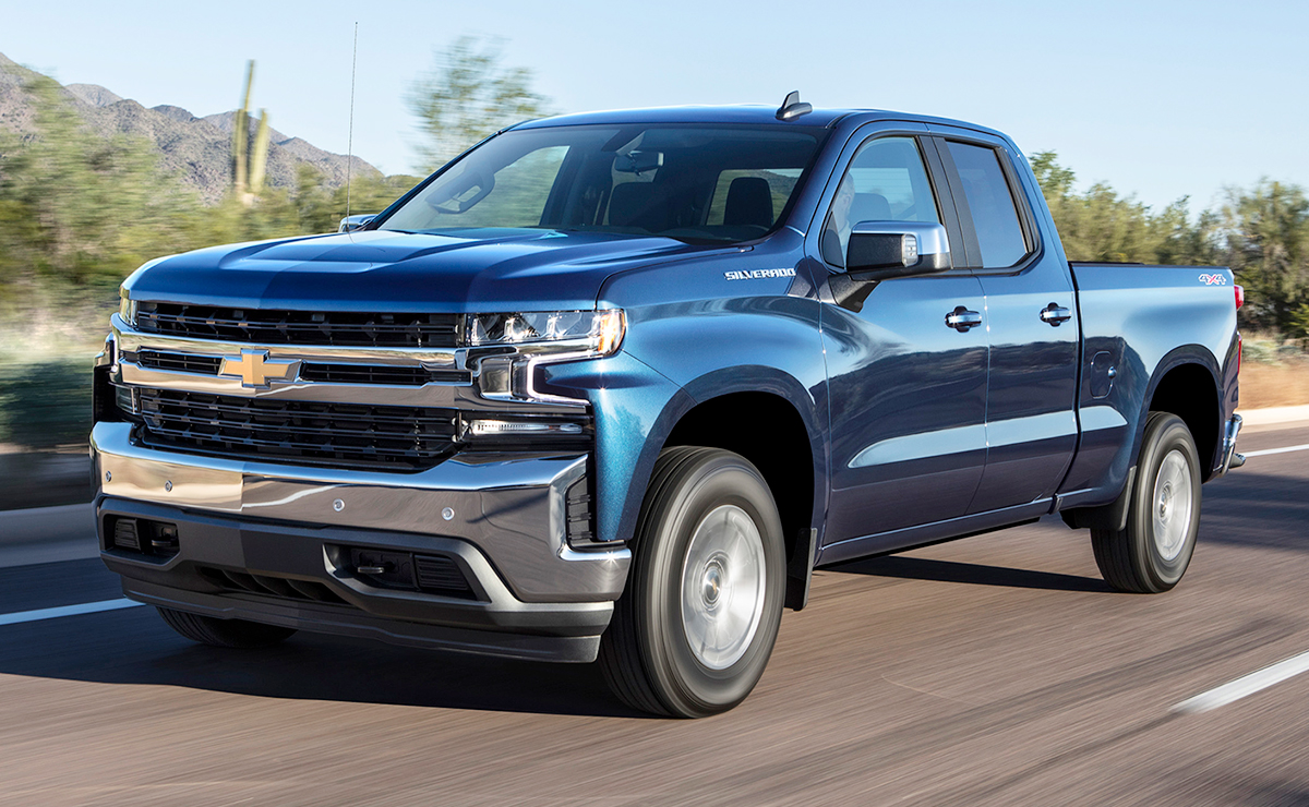 GM says ignore the mpg label on 4-cylinder Silverado pickup engine