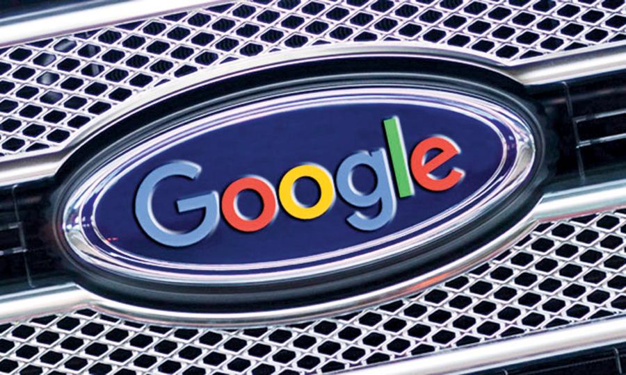 استفاده از سیستم عامل اندروید گوگل بر روی خودروهای فورد
