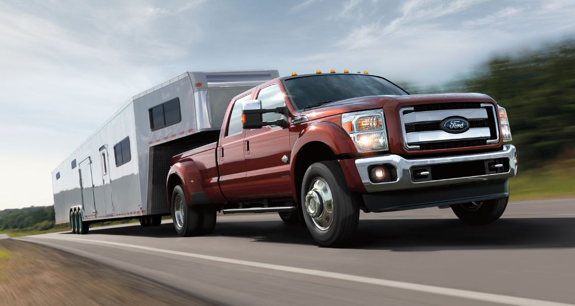 Build A Ford Truck >> Faurecia Opens Ky Plant To Build Ford Super Duty Seats