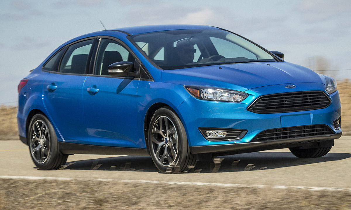 Why Ford is recalling 1 3 million Focus sedans in the U S