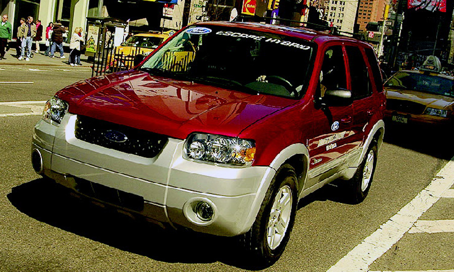 A Coolant Pump In Recalled 2005 08 Ford Escape And 2006 Mercury Mariner Hybrids May Malfunction Which Can Cause The Hybrid Electronics Systems To