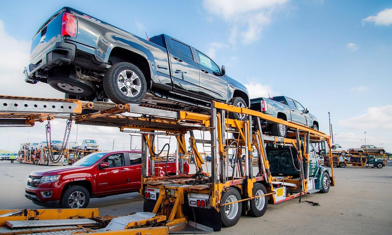 GM halts 2015 Chevy Colorado, GMC Canyon deliveries to fix