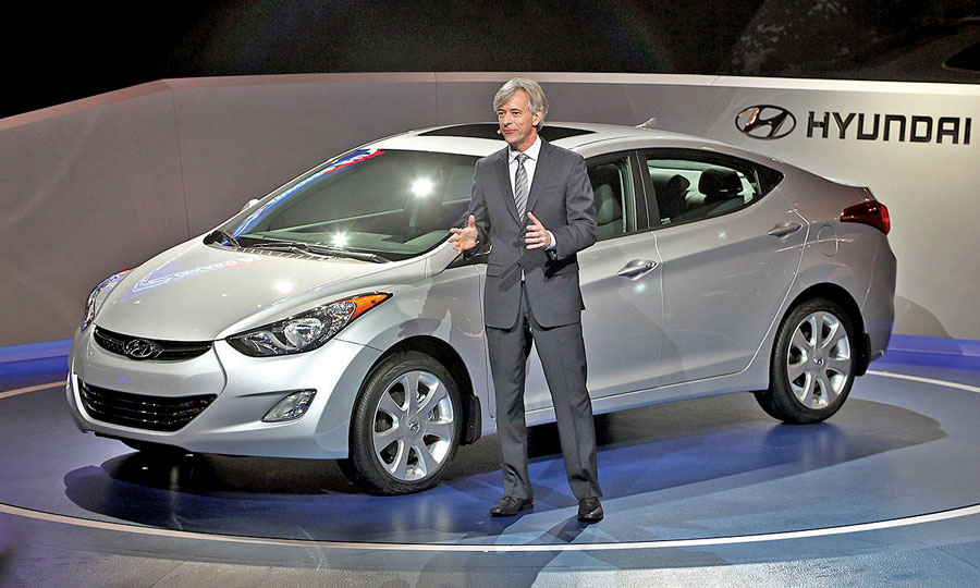 Hyundai Recalls 13 Elantras For Deteriorating Brake Pads