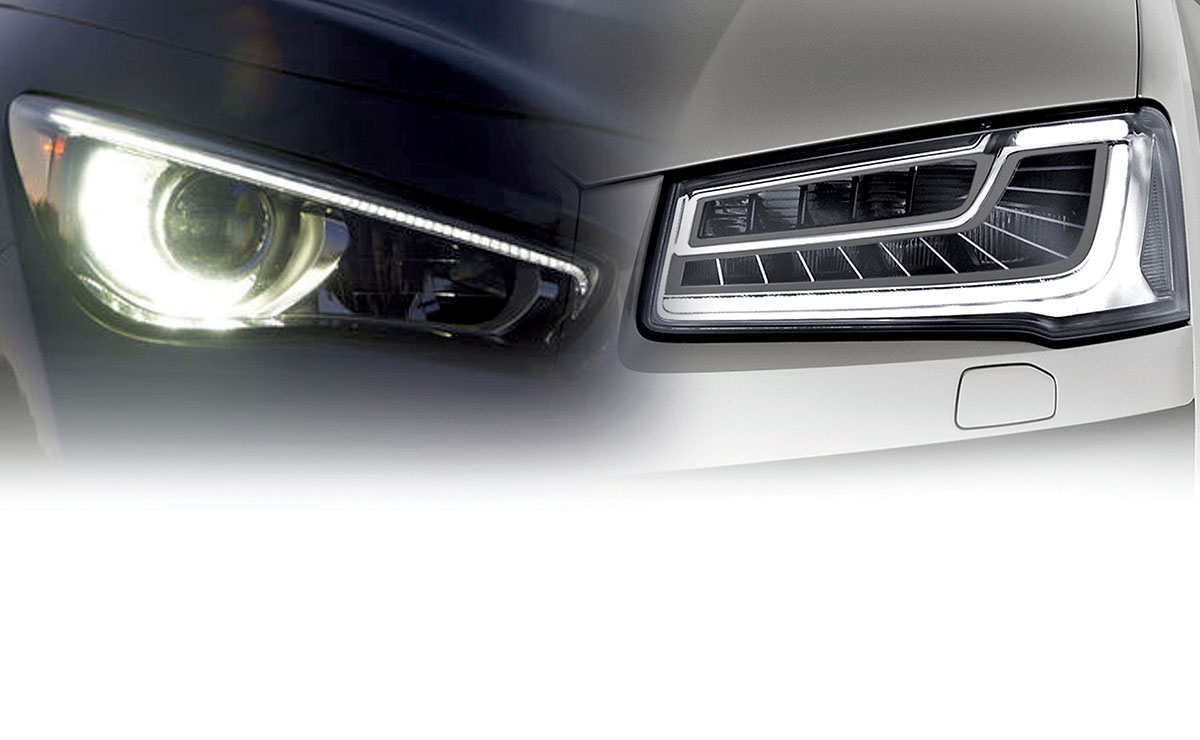 Iihs Says Headlights Improve But With High Cost
