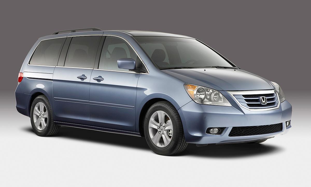 Nhtsa Investigating Brake Problem With Some 2007 08 Honda Odyssey Minivans