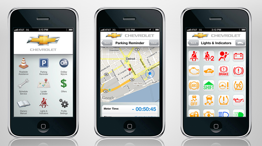 Onstar Mobile App >> Gm And Onstar Launch Mobile Apps To Access Vehicle Information