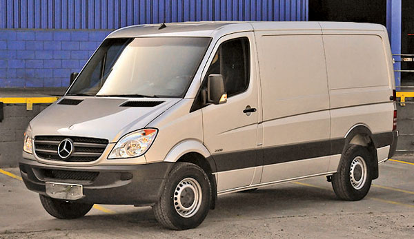Judge approves settlement in Mercedes Sprinter van AC defect