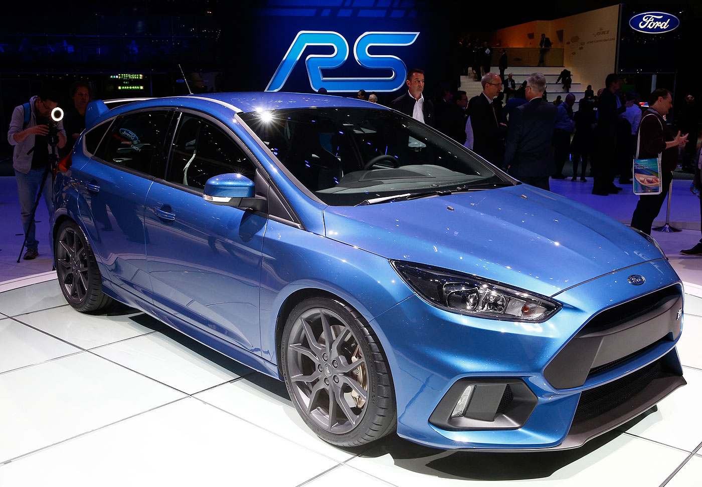 Ford To End Focus Rs Output In April