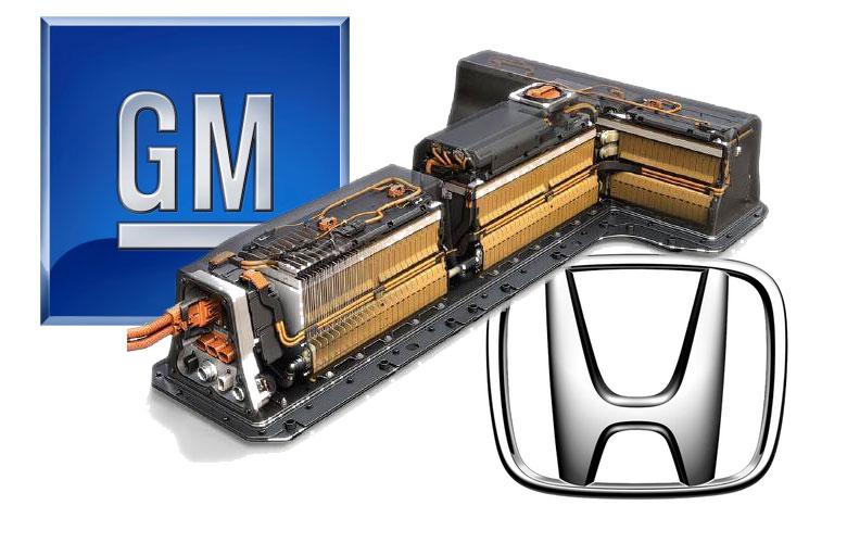 Gm Honda Team Up On Ev Batteries