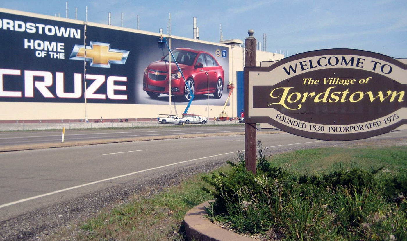 GM job cuts, plant closing part of its plan for future