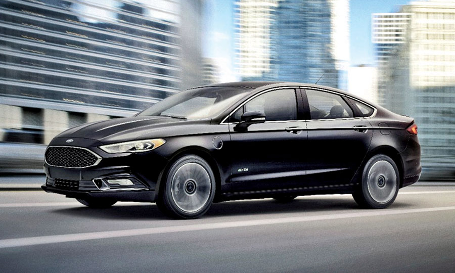 The 2017 Fusion Energu Has 60 More Miles Of Range Than Its Predecessor