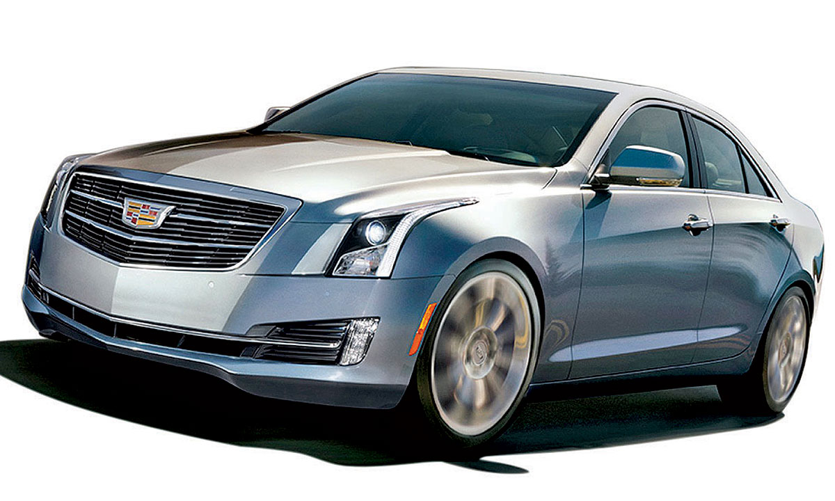 Fixing Cadillac's problem child