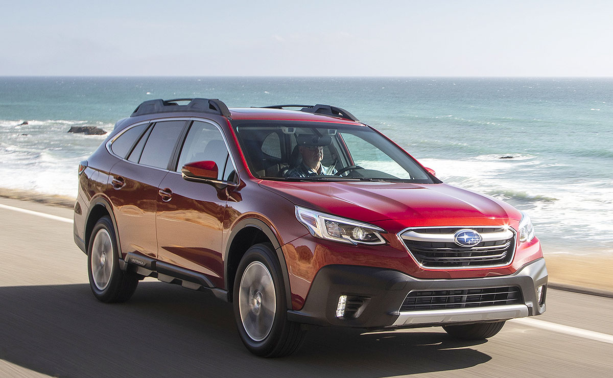 2020 Subaru Outback reviews