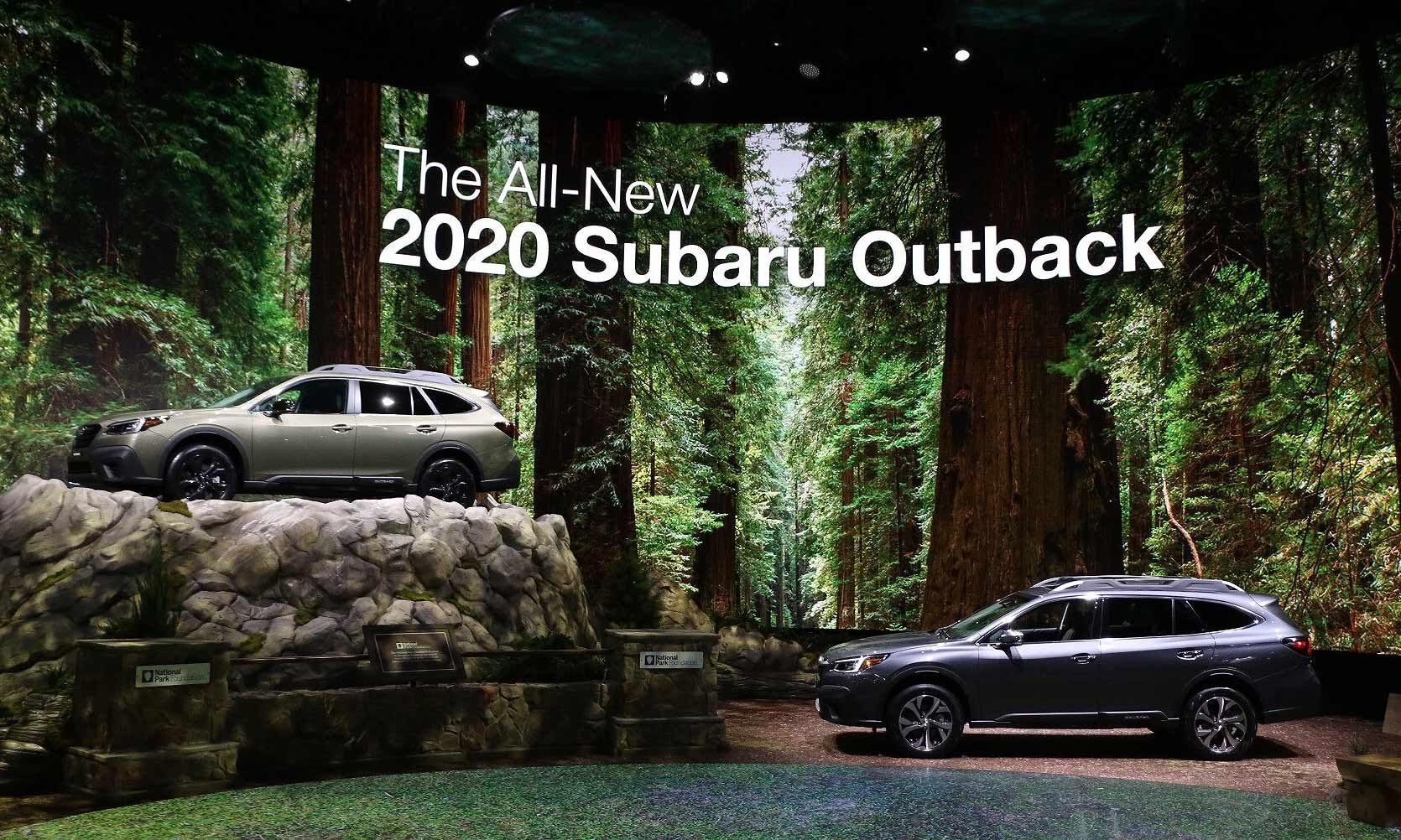 Subaru Hikes Prices On Retooled 2020 Outback Legacy