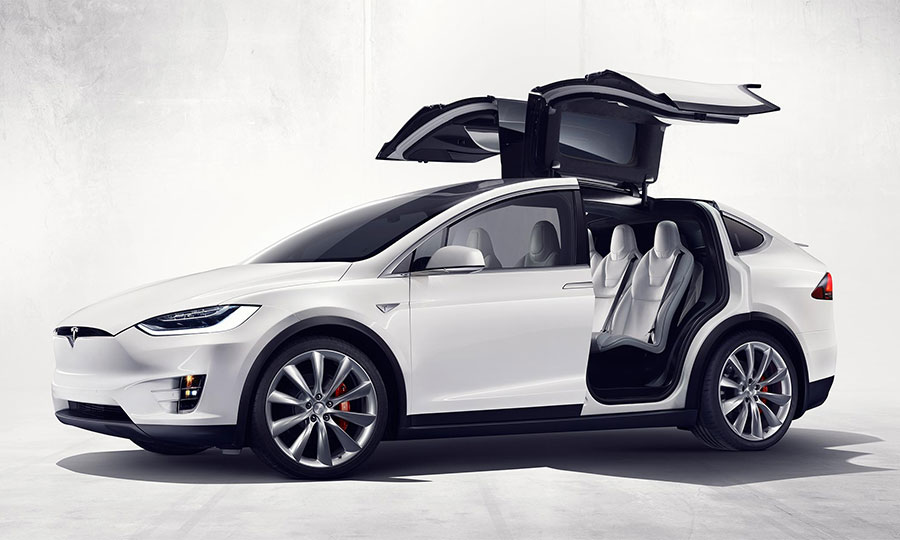 Updated Tesla Model X Falcon Wing Door Frustrates Owners
