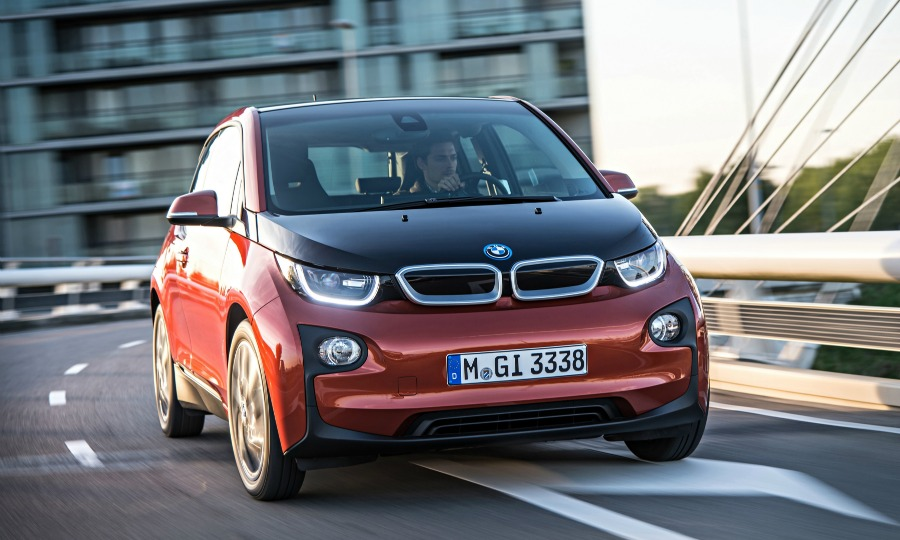 Bmw I3 Pioneers Use Of Carbon Fiber In Mass Produced Cars