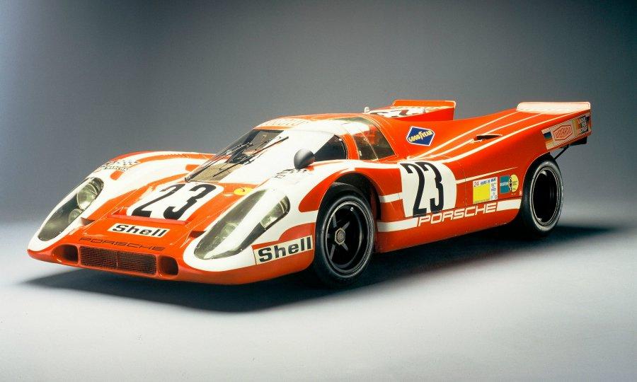 Piech's favorite cars