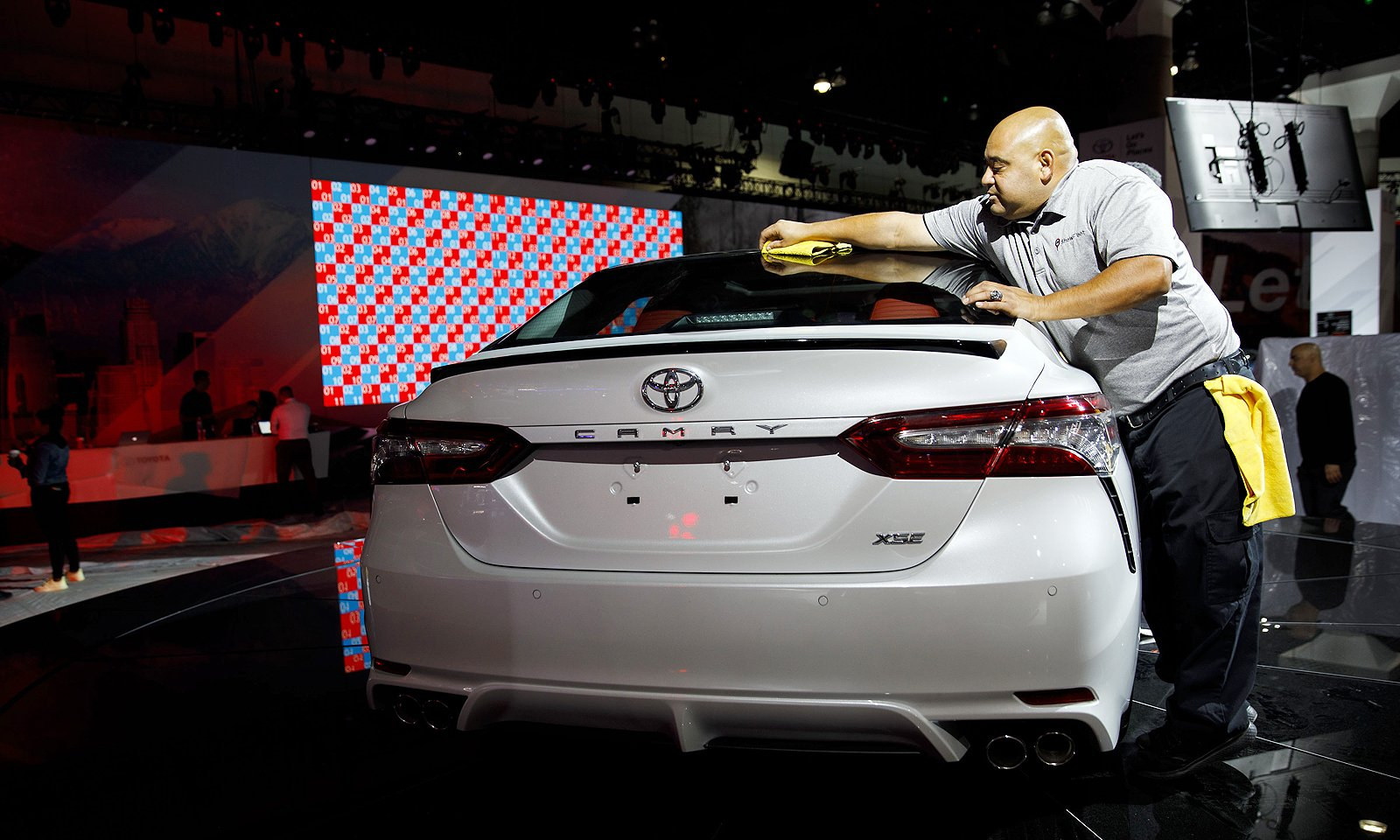 Lexus, Porsche, Toyota, Chevy, Buick top J D  Power's latest