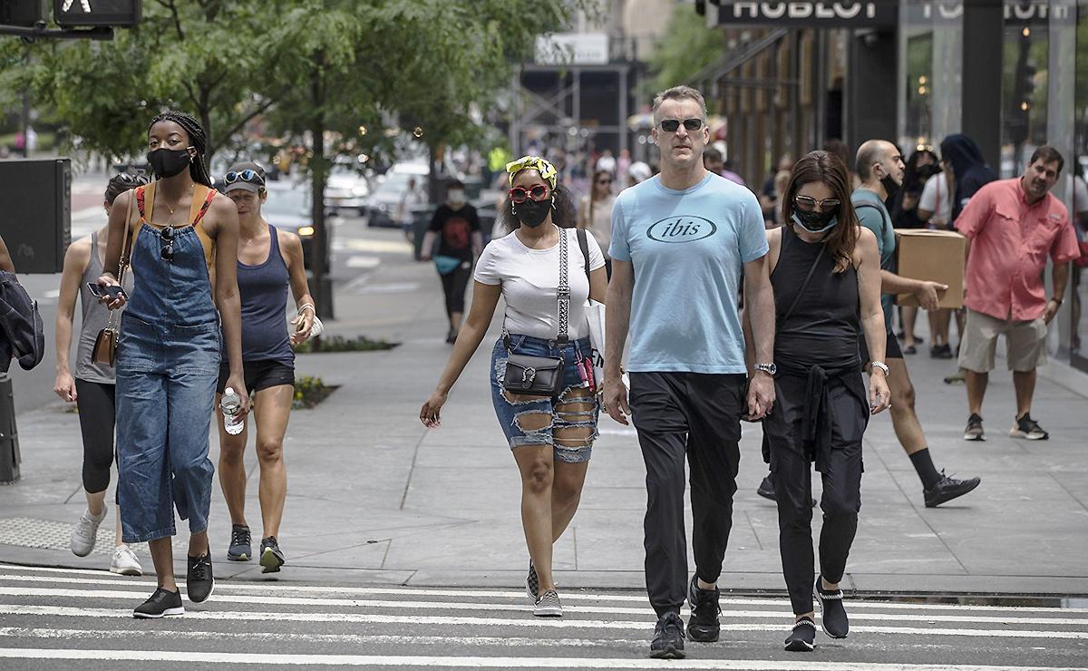 Pedestrians and technology
