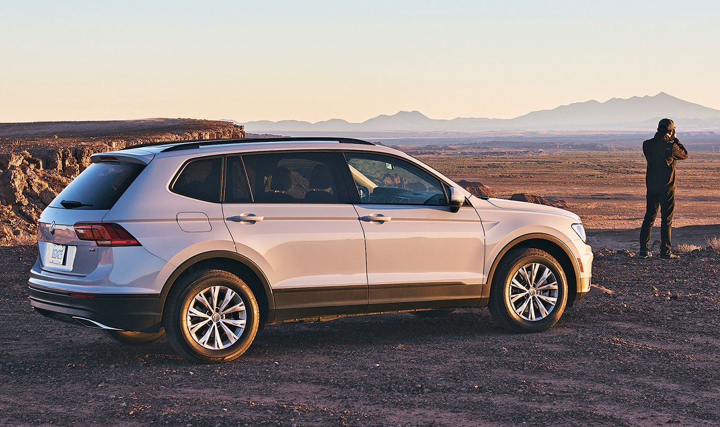 Why vw sliced its tiguan prices