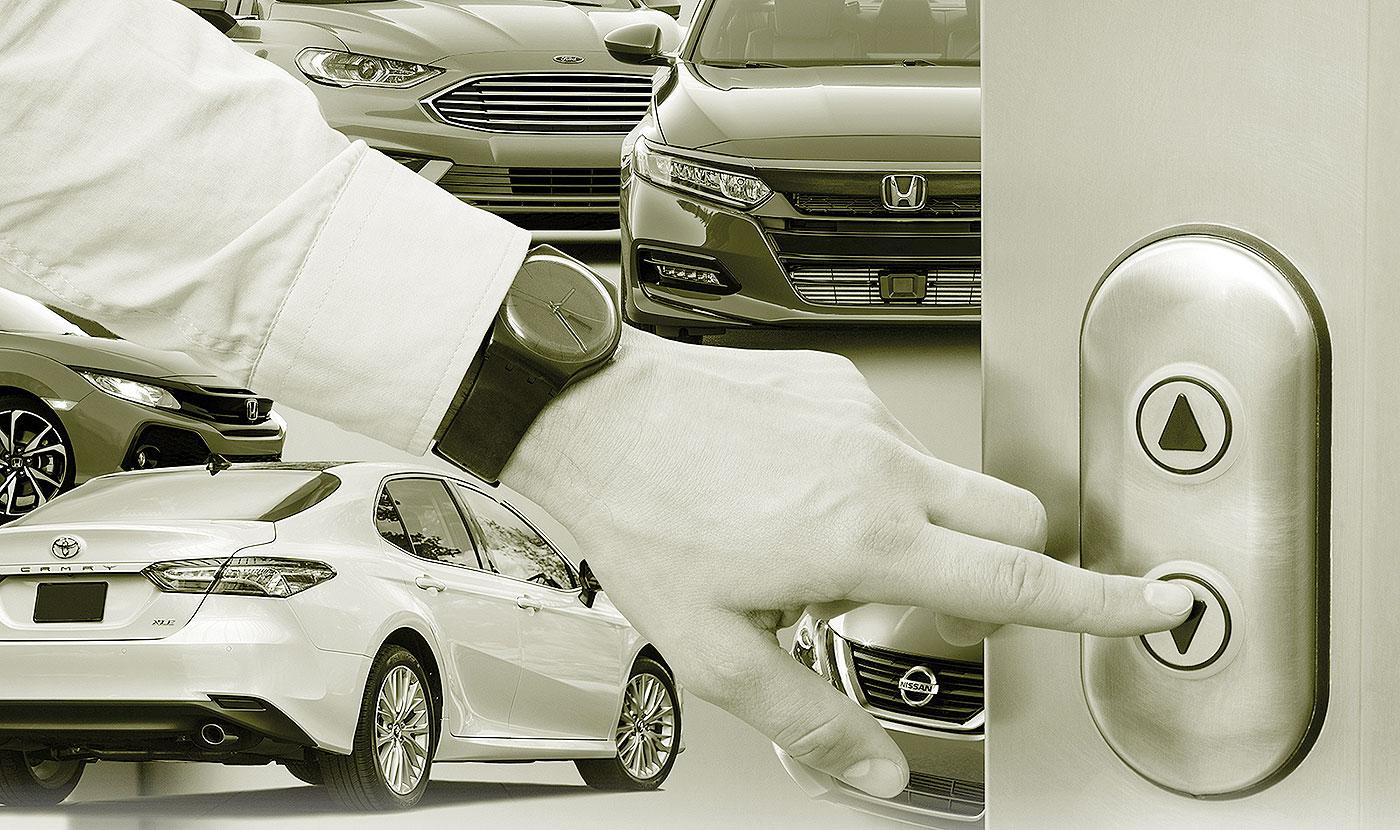Finish Line Auto Sales >> Auto Sales Face Tough Slog To The Finish Line