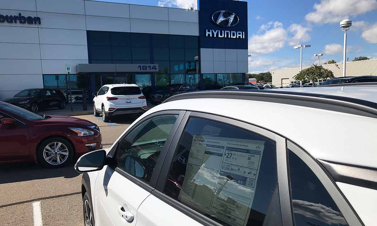 Hyundai Kia S Combined U Reached 108 862 Units In September A 0 6 Percent Decline From The Year Earlier Period