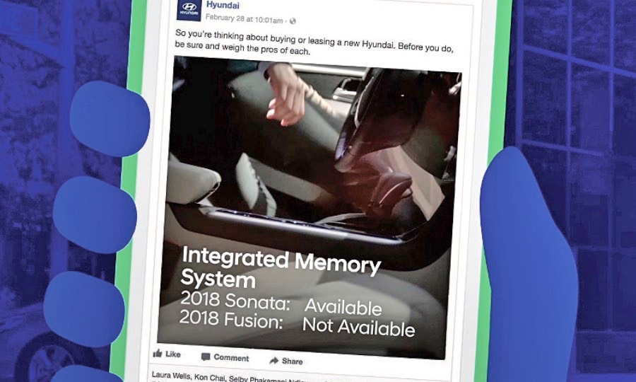 Hyundai sharpens social media tools to target buyers for