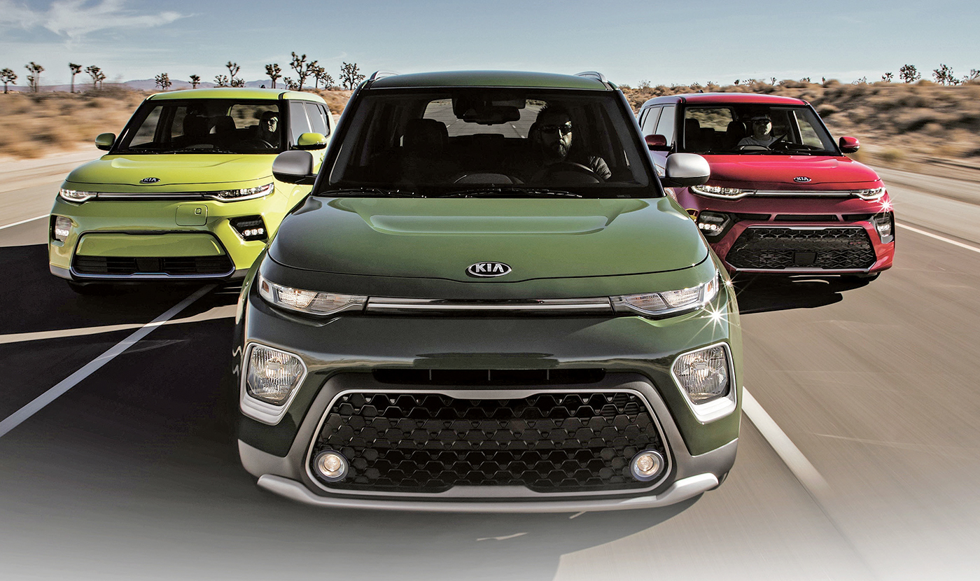 Kia S Redesigned 2020 Soul Builds More Variety From The Same Box
