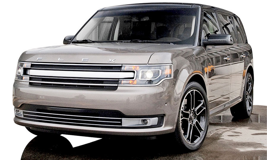 The Ford Flex Has A Distinctive Look Good Reliability Ratings And Happy Loyal Owners Its One Of Only Two  Ford Nameplates Recommended By Consumer