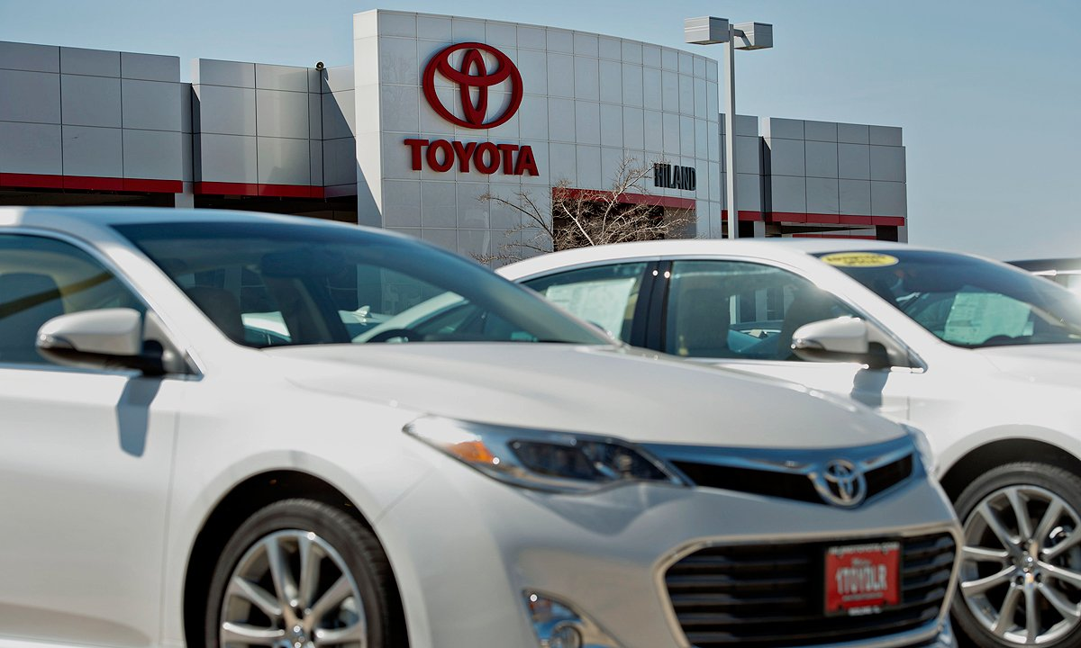 2 Year Car Lease >> 2 Year Leases Take Off At Toyota