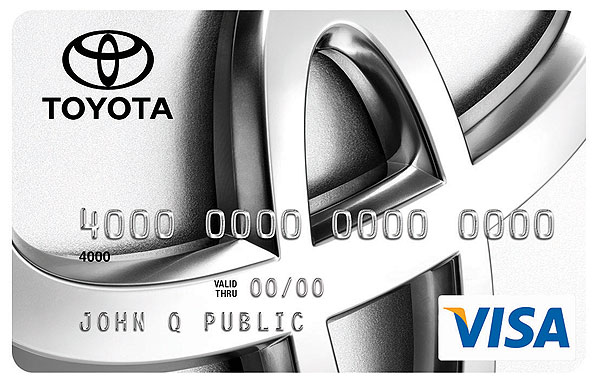 Toyota Aims To Win Loyalty With Credit Card