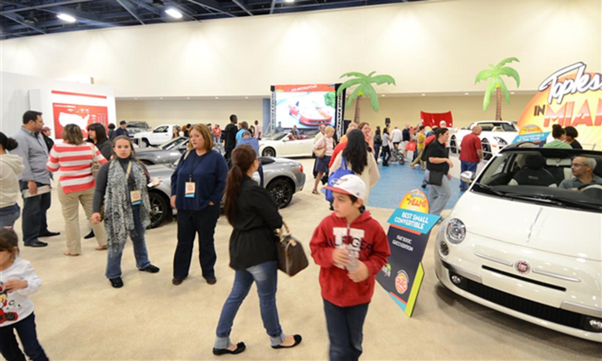 Miami Auto Show >> 2018 Miami Auto Show Gets 620 Million Renovation Boost
