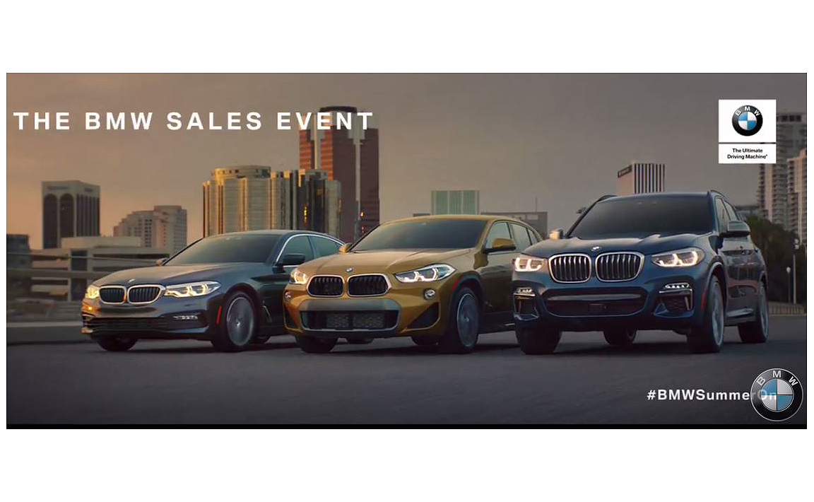 bmw distribution channels