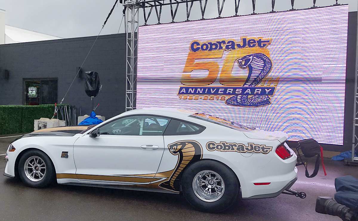 2018 ford mustang cobra jet to cost 130000