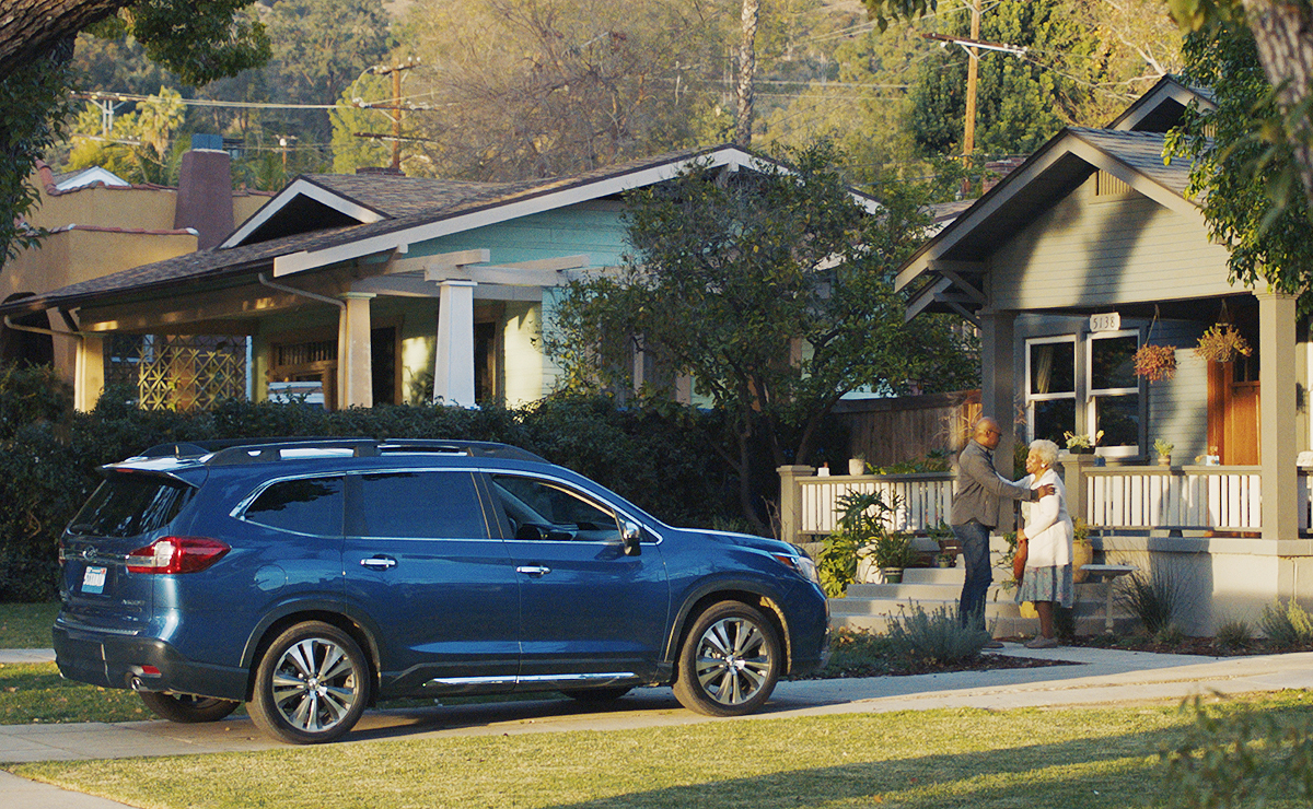 New 2019 Subaru Ascent Ad Campaign Focuses On Family Size And Safety